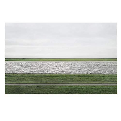WSTDSM Andreas Gursky Fotografie Poster Kunstdruck Gemälde Fotopapier Wandkunst Bild Gemälde 16X48 In No Frame