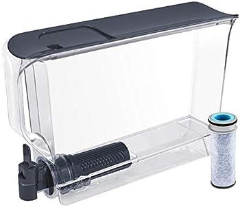 Brita Stream UltraMax Water Filter Dispenser Dark Blue Extra Large 25 Cup 1 Count