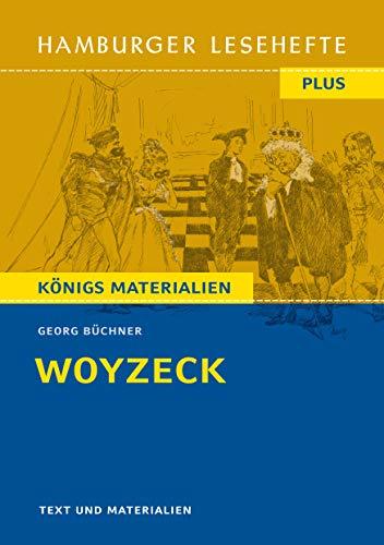 Woyzeck: Hamburger Leseheft plus Königs Materialien (Hamburger Lesehefte Plus)