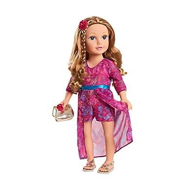 "Journey Girls 18"" Doll - Mikaella (Amazon Exclusive Mailer)"