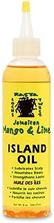 Jamaican Mango & Lime Island Oil, 8 Ounce