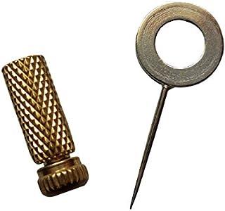 金亀糸業 持ち手取り付け用固定ピン 2個入 [44] LH441072