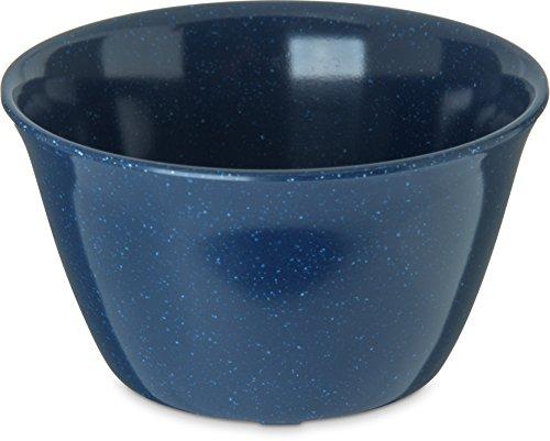 Carlisle 4354035 Dallas Ware Melamine Bouillon Cup, 8-oz. Capacity, 3.84 x 2.15