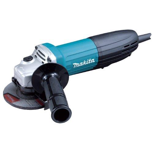 Makita GA4534 4-1/2-Inch Paddle Switch Angle Grinder, Blue