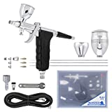 Master Airbrush Model G79 All-Purpose Precision Fixed Dual-Action Trigger Style