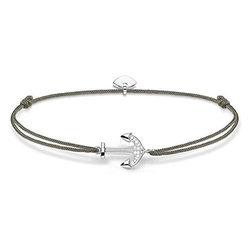 Thomas Sabo Herren-Strangarmbänder 925 Sterlingsilber LS053-401-5-L20v