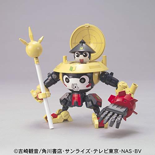 Bandai Hobby Keroro Plamo Collection Ashigaru Tamama Robo Keroro