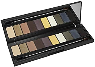 L'Oreal Paris Color Riche Eyeshadow Platte - 4.5 ml, La Palette Smoky 1
