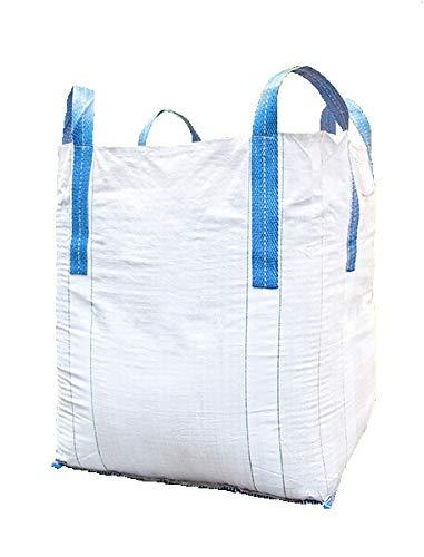 BIG BAG 110cm hoch Entsorgung Bags Schüttgutbehälter Einweg Sack bis 1500kg BigBag
