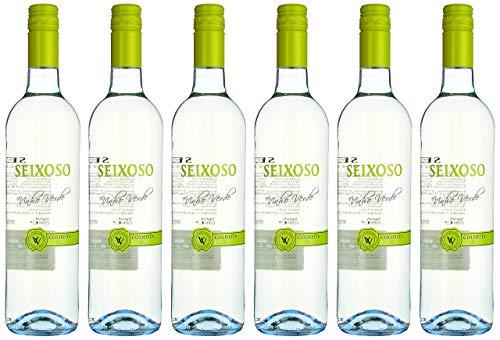 Quinta da Lixa Seixoso Vinho Verde (6 x 0.75 l)