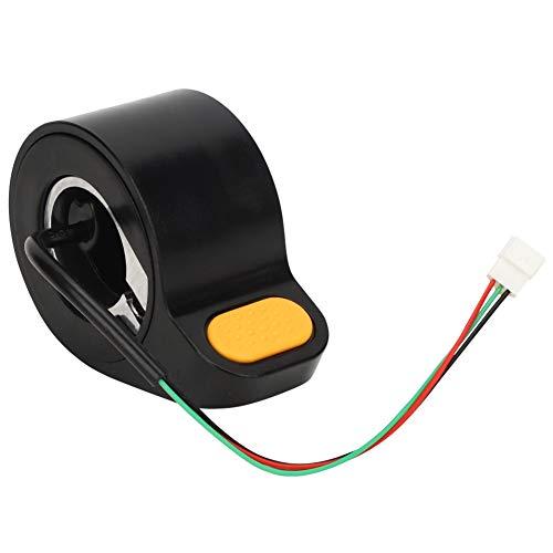 Semiter Acelerador Patinete Electrico,Patinete Electrico para Niños,Scooter con dial de gatillo sólido,...