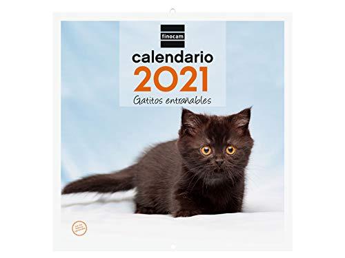 Calendarios Grandes 2021 Marca Finocam