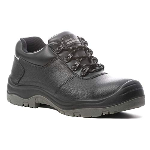 Coverguard - Zapatillas de seguridad bajas Freedite S3 SRC, Negro (Negro ), 48 EU