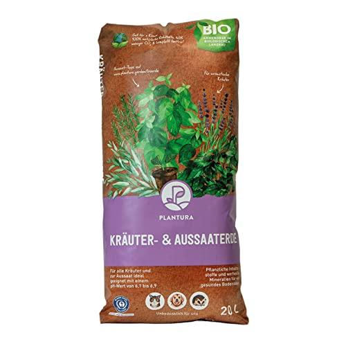 Plantura -   Bio Kräuter- &