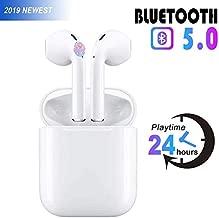 Bluetooth 5.0 Earbuds Wireless Headphones Hi-Fi Sound...