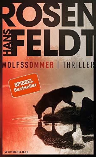 Buchseite und Rezensionen zu 'Wolfssommer' von Hans Rosenfeldt