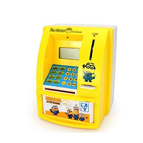 GPWDSN Hucha, Cajero automático de Ahorro Creativo, Cajero automático, Caja Fuerte, Regalo para niños