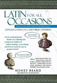 Latin for All Occasions[LATIN FOR ALL OCCASIONS][Paperback]