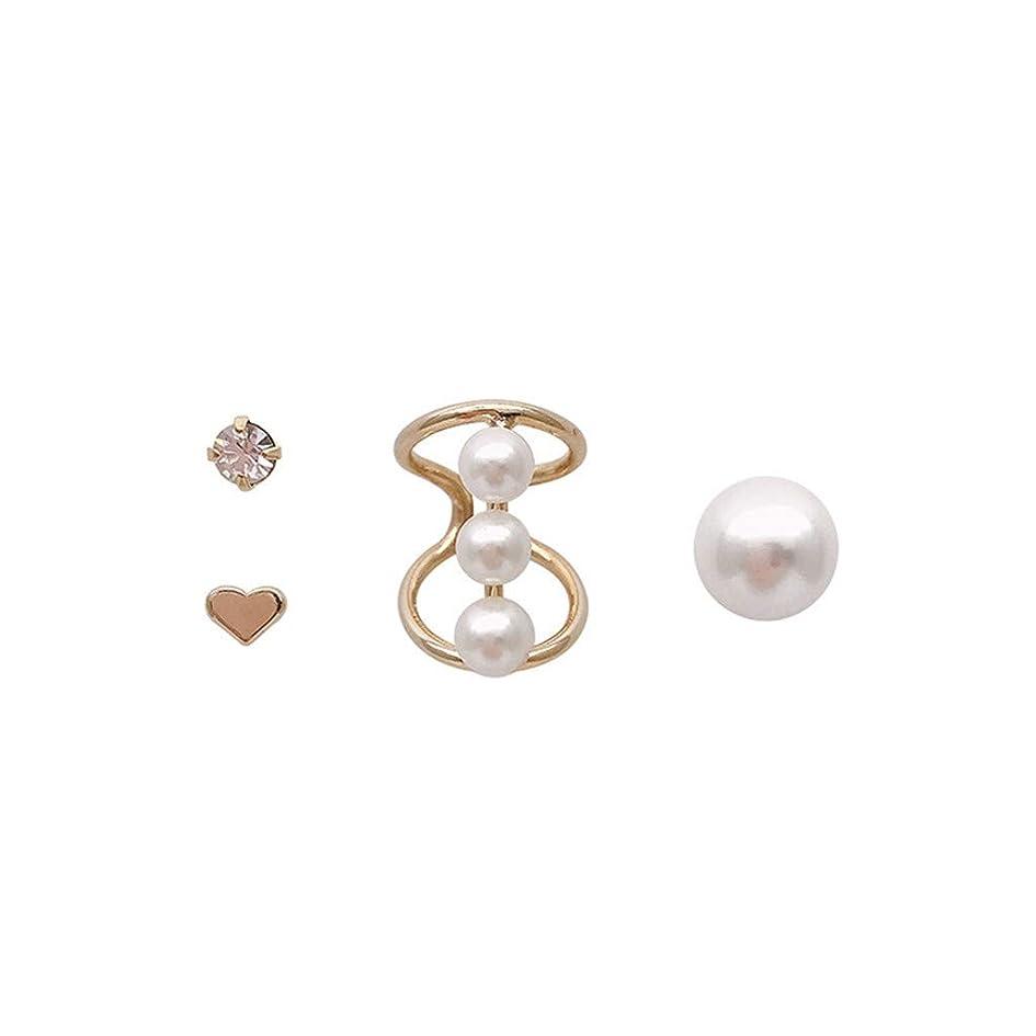 トイレブルゴーニュ原始的なGoenn 耳穴のない気質の真珠のイヤリング耳クリップイヤリングジュエリー レディース サークルイヤリングイヤリングジュエリー ピアス ピアスショートピアスノンホール ピアス シルバー925 人気 かわいい 揺れる 高級な
