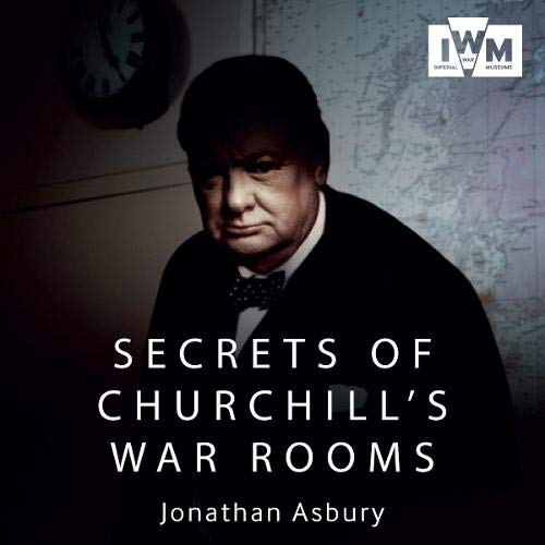 Secrets of Churchill's War Rooms Titelbild