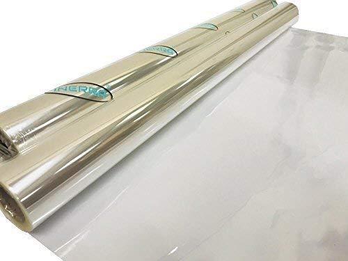 Inerra trasparente piatto fiorista Cellofilm rotolo fiorista Gift Wrap spessore 35micron