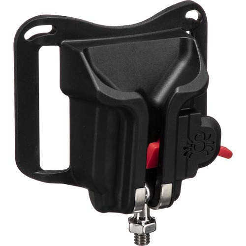 Spider Holster - BlackWidow Camera Holster - Carry Your Light Weight Camera from Your Waist Belt!