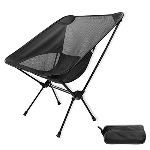 NouveLife Ultralight Folding Camping Chair, Portable Compact for Outdoor...