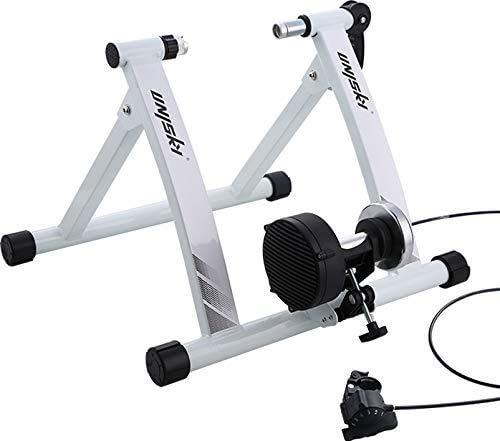 Unisky - Soporte magnético para bicicleta de montaña y carretera con resistencia de 6 niveles