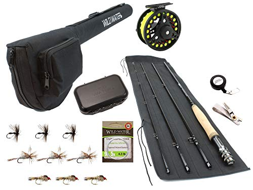 Wild Water Fly Fishing Travel Kit