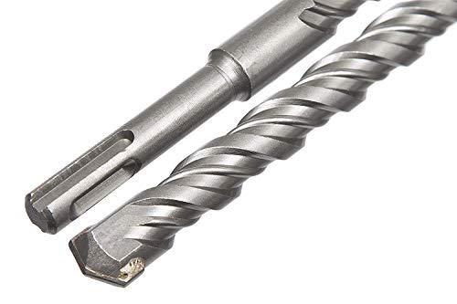 UK Drills 5.5mm x 160mm SDS Plus Masonry Drill Bit Concrete Granite Pack of 10
