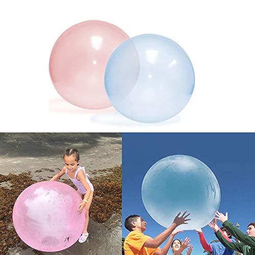 2PCS Bubble Ball Bolas de Burbujas...