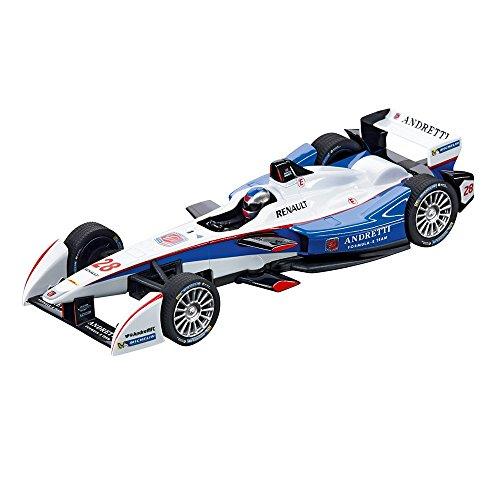 Carrera 20030704 - Digital 132 Formula E Andretti Autosport Fahrzeug