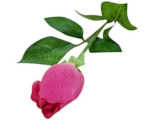 10 Pièces Rose Fleur de...