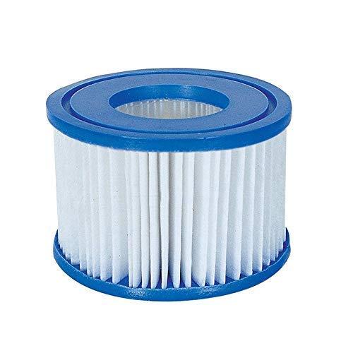 Reeseiy Filtro De SPA Filtro De Repuesto Vi para Saluspa Chic Lay Z SPA Whirlpool Whirlpool 1 Piezas Venta Jardín Producto De Uso Diario (Color : Colour, Size : 1 pcs)
