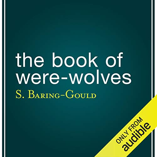 The Book of Were-Wolves cover art