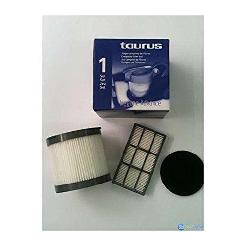 Taurus - Set Filtro 999149, Para Aspirador Megane 2200-2000 Advance