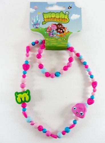 Moshi Monsters Halskette und Armband, Moshi Monsters Geschenkset
