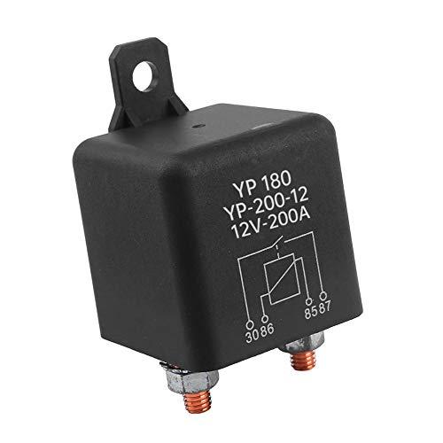 Sedeta 12V 200A Relais 4 broches pour la voiture automatique Heavy Duty Installation Amp style Chargeover