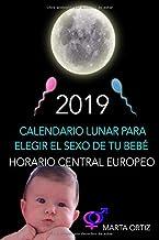Elige el sexo de tu bebé: Calendario Lunar para 2019