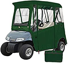 Greenline by Eevelle 2 Passenger EZ-GO Custom Golf Cart Enclosure
