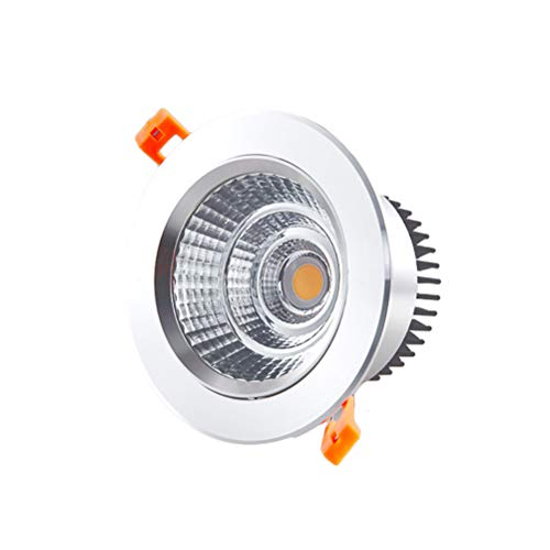 Uonlytech - Lámpara LED de techo (3 W, 85-265 V, regulable), multicolor