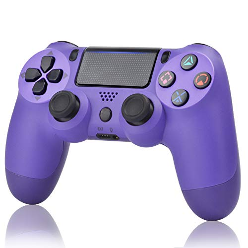 Wireless Controllers for PS4, Wireless Remote Control for Sony Playstation 4, YU33 PS4 Joystick Gamepad for Ps4 Controller with Dualshock with Charging Cable