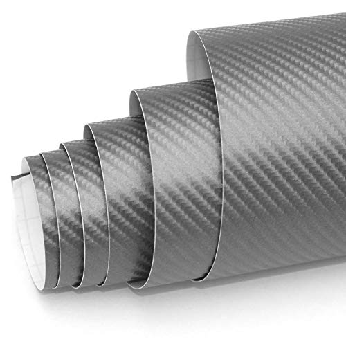 Motorup America Carbon Fiber Vinyl Wrap (60