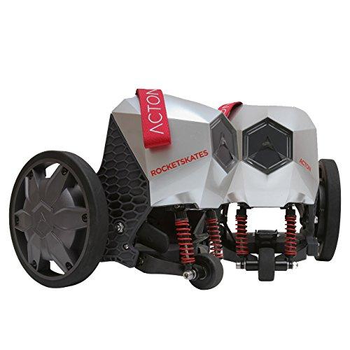 ACTON R8Pattini a rotelle elettrica Grigio