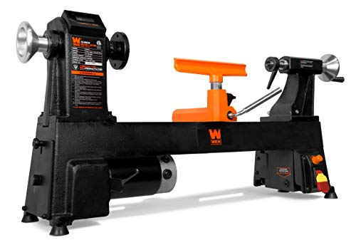 Great Deal! WEN 34018 12-Inch by 18-Inch Variable Speed Cast Iron Wood Lathe