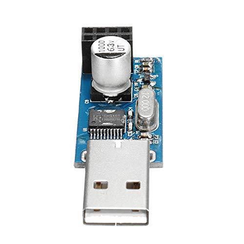 ZHI BEI DDWJ - Versión extendida y Placa Protectora. 10 unids USB a ESP8266 WiFi Módulo Adaptador Tablero de Adaptador Móvil COMUNICACIÓN INALÁMBRICA MCU