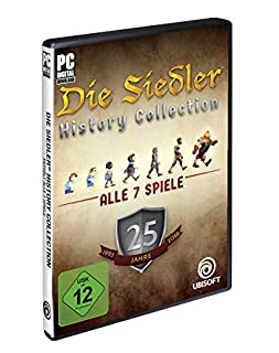 Die Siedler History Collection - [PC] (B07GKCMF75) | Amazon price tracker / tracking, Amazon price history charts, Amazon price watches, Amazon price drop alerts