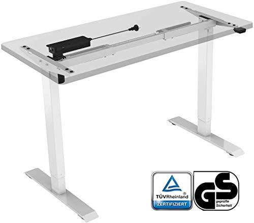 Flexispot EC1 Höhenverstellbarer Schreibtisch Elektrisch höhenverstellbares Tischgestell 2-Fach-Teleskop