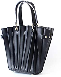 Lenz Bucket Bag For Women, Black, aM19-B044