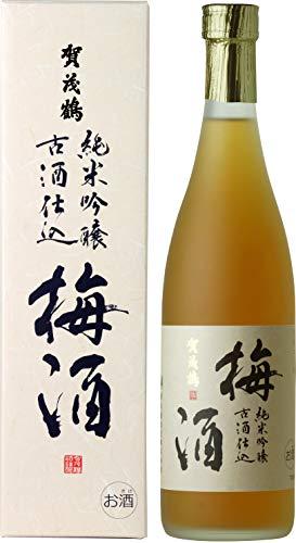 賀茂鶴『純米吟醸古酒仕込梅酒』